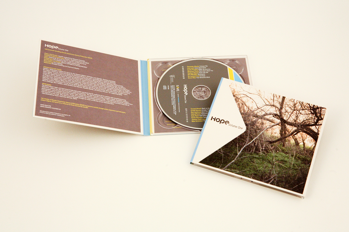 CD Digipak