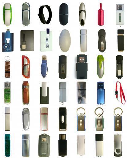 USB Bellek Baskı