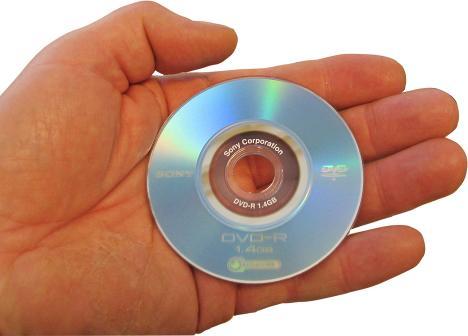 Mini DVD Çoğaltım