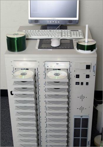DVD Çoğaltım - DVD Kopyalama